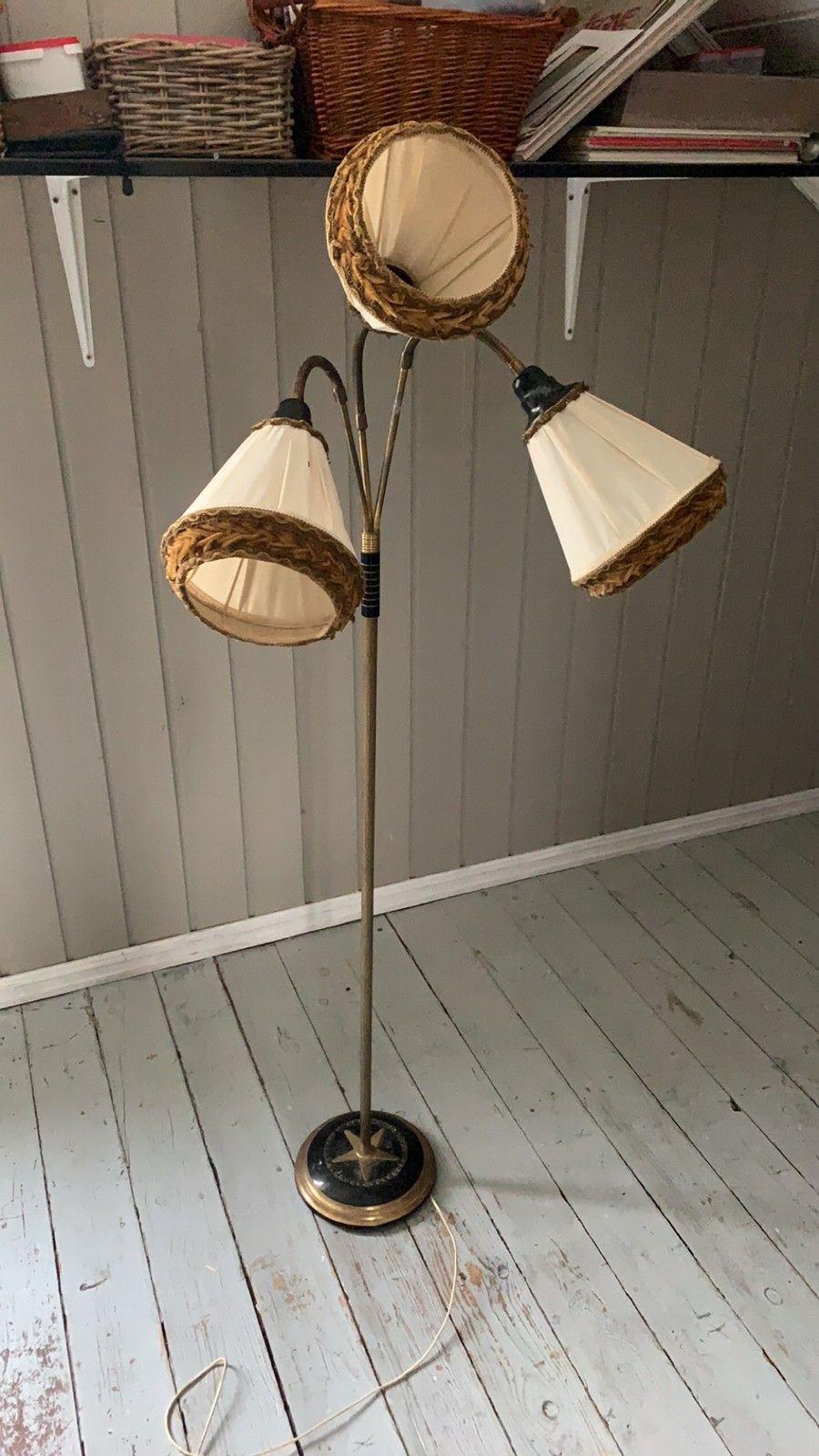 Retrovintage lamper | FINN.no