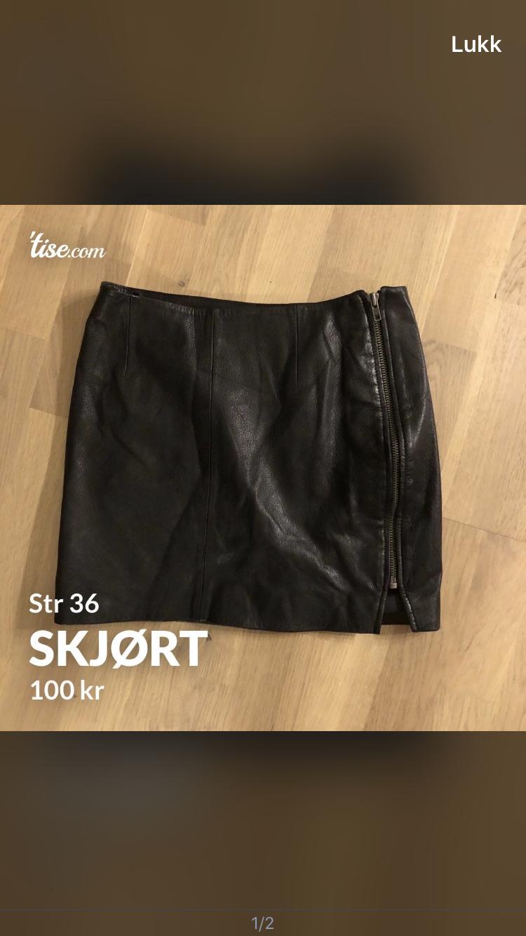 Skinnskjørt | FINN.no