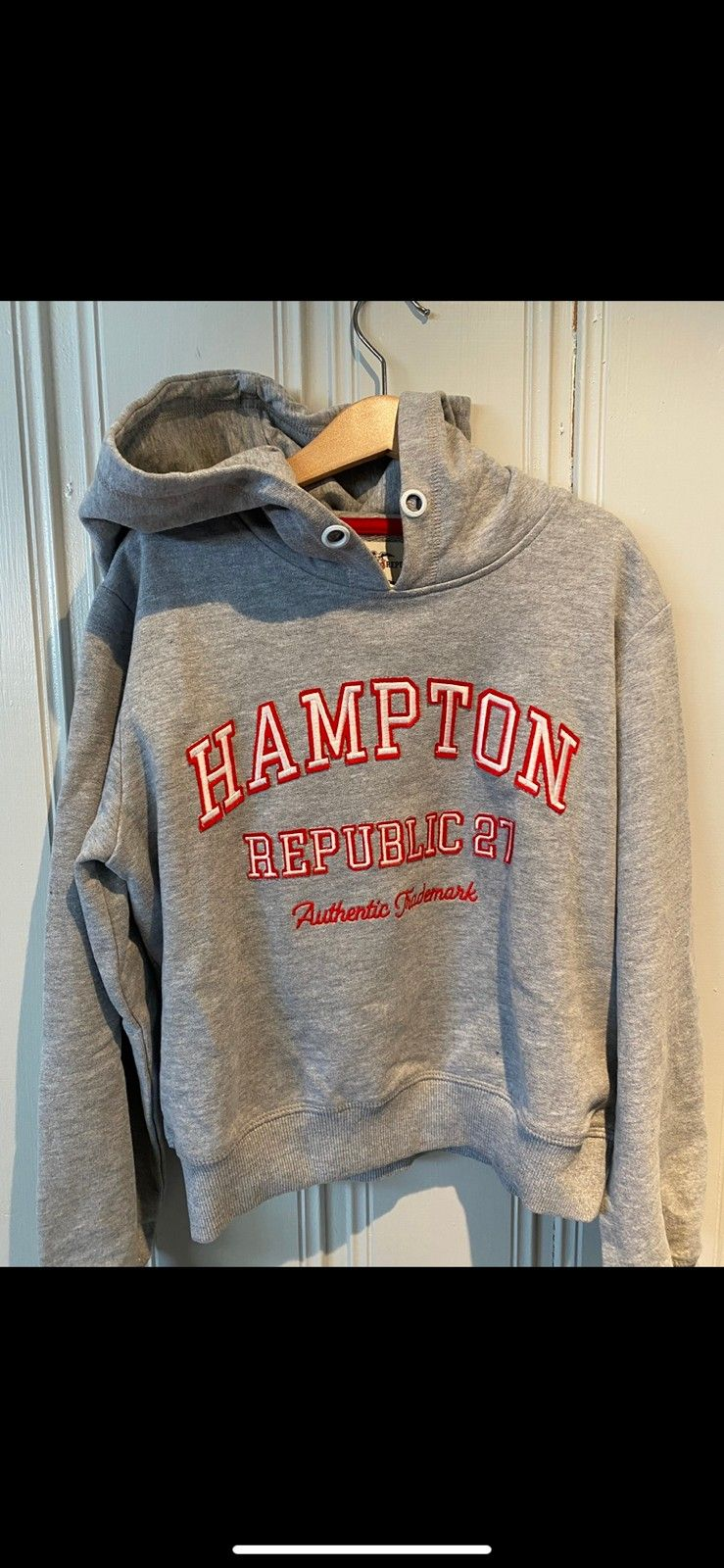 Strikkegenser Hampton Republic | FINN.no