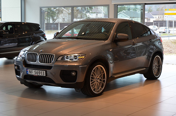BMW X6 30dA M-Sport ed. LED,