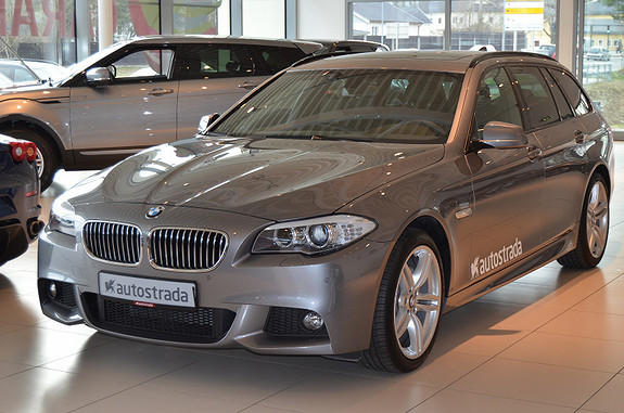 BMW 5-serie 525dA xDrive touring