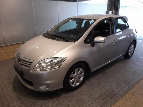 Toyota Auris 1.4 D Silver Edition  2012, 35750 km, kr 159000,-