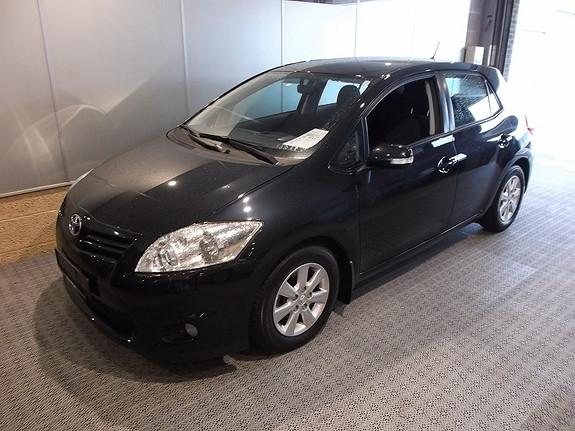 Toyota Auris 1.4 D Silver Edition  2012, 37400 km, kr 159000,-