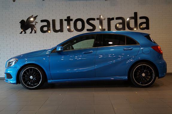 Mercedes-Benz A-Klasse A180 Aut. AMG-Sportspakke/