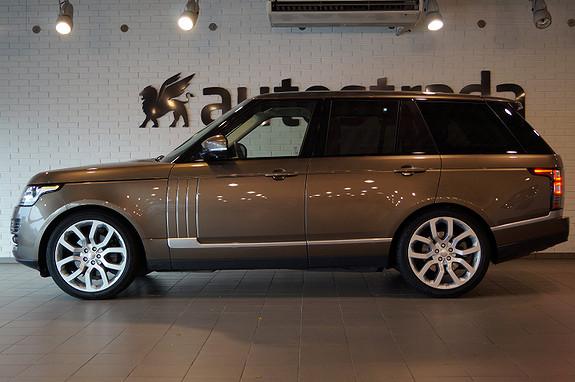 Land Rover Range Rover 3,0TDV6 258hk /