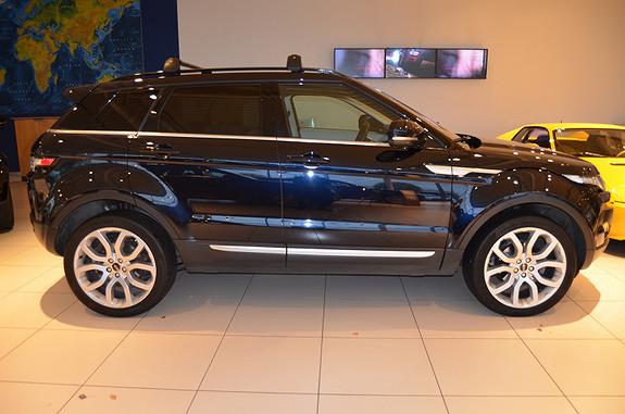 Land Rover Range Rover Evoque TD4 Prestige  2012,