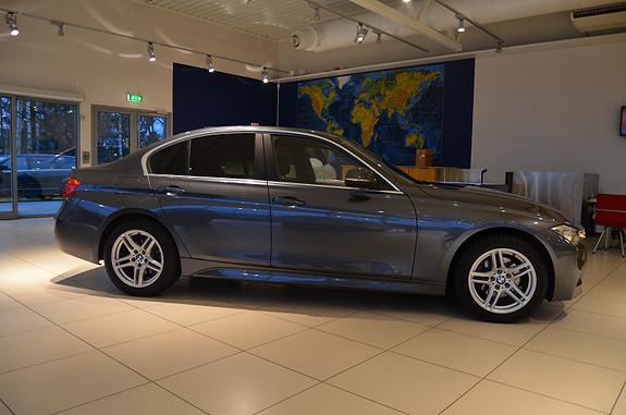 BMW 3-serie 320da xDrive M Sport, serviceavtale