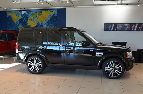 Land Rover Discovery HSE SDV6 Luxury Pack  2015, 15
