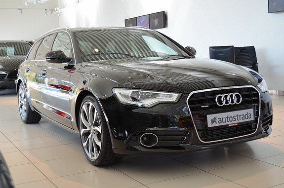 Audi A6 3,0TDI Q/T Avant/S-line/Pano/Bose  2012,