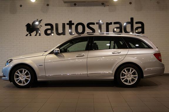 Mercedes-Benz C-Klasse C200CDI T Avantgarde