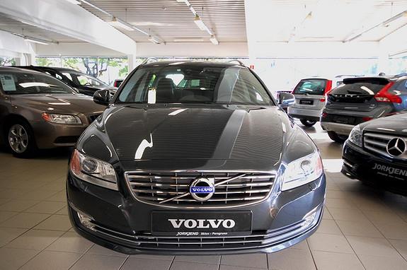 Volvo V70 D2 Summum aut 119g 2014, V70, Aut, Ny service, Nav, Norskbil, Fjernbetjent varmer, Bluetooth  2014, 25000 km, kr 389000,-