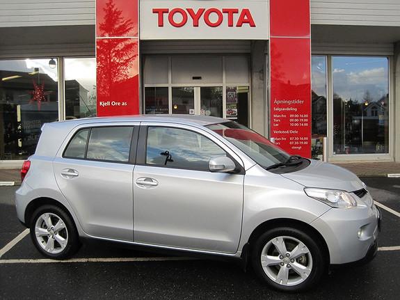 Toyota Urban Cruiser 1,4 D-4D Dynamic AWD  2011, 92963 km, kr 189000,-