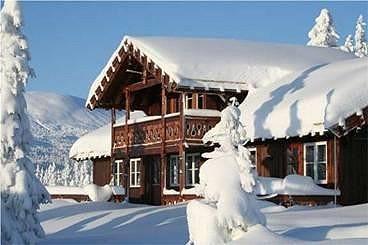 Flotte hytter prosjektert på vakre Sundtjønnskarven og Svartløk-Smylehaug hyttegrend !