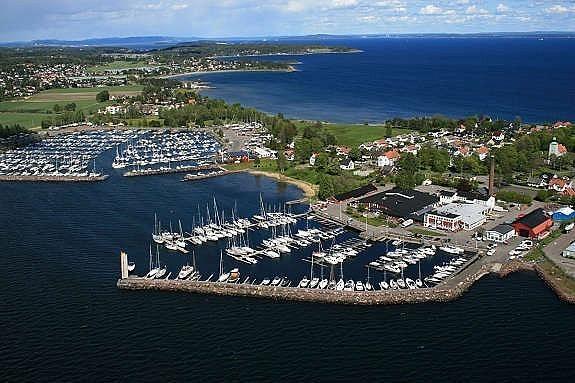146m2 kontor Vallø ved sjøen i flotte omgivelser.