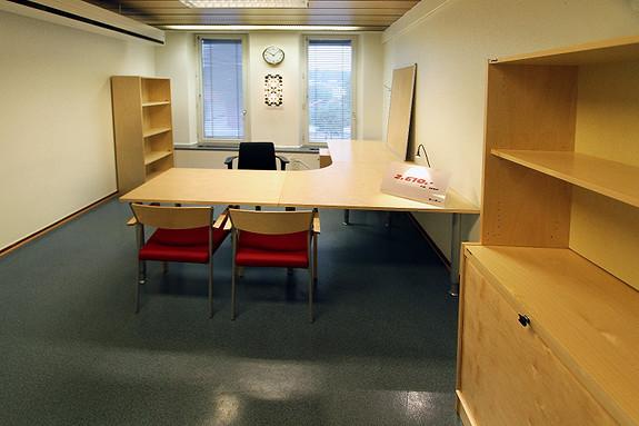 Single Office - 44 stk enkelt kontorer til leie - fra Kr. 1.850.-pr mnd.