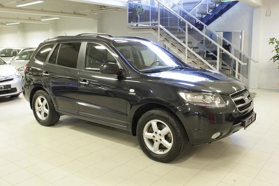 Hyundai Santa Fe 2,2 GLS CRDI 5 seter  2008, 141000 km, kr 179000,-