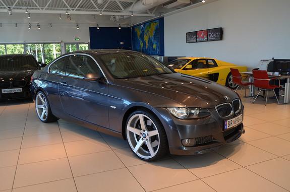 BMW 3-serie 335i, xDrive, navi/hifi prof