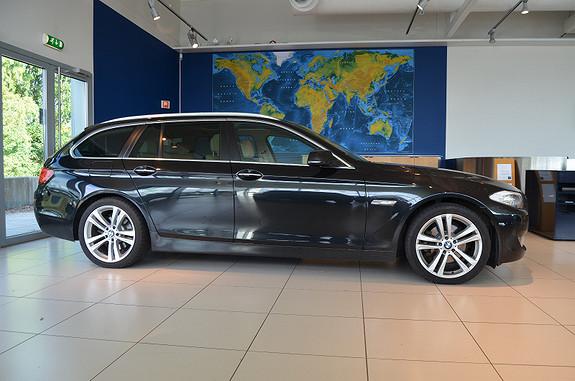 BMW 5-serie 520dA Touring, navi proff,