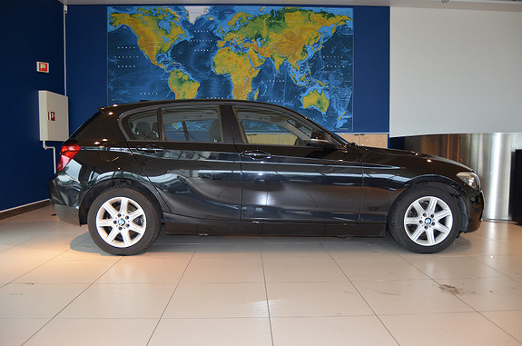 BMW 1-serie 116i, navi, soltak,