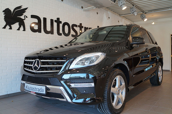 Mercedes-Benz M-Klasse ML250BT 204hk 4M