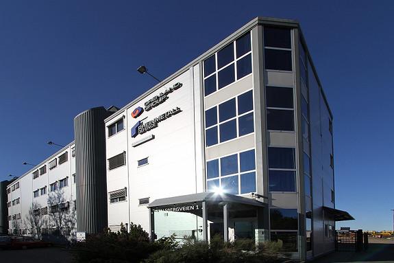 19m2 - 700m2 kontor med sjøutsikt på Kaldnes i moderne bygg.