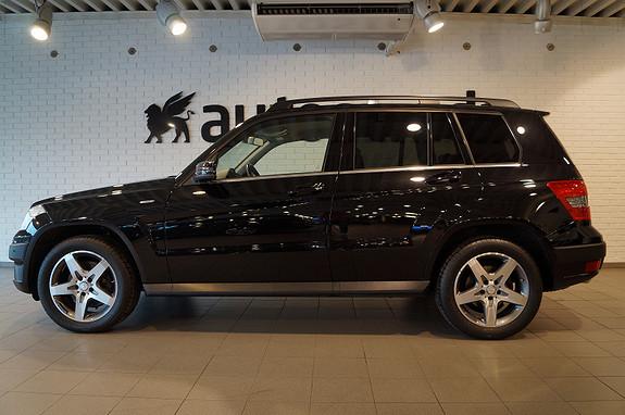 Mercedes-Benz GLK 220CDI 170hk 4Matic
