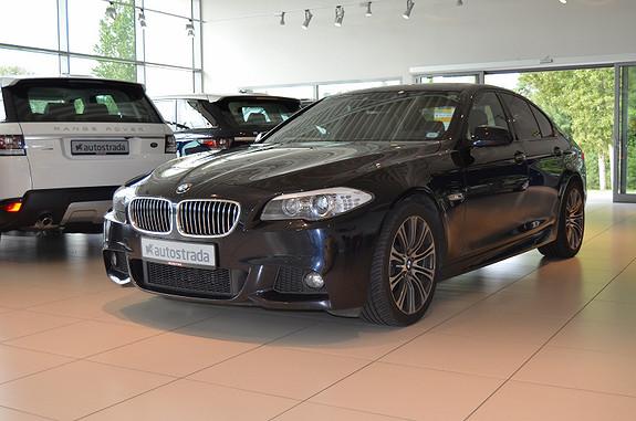 BMW 5-serie 520dA M-sport