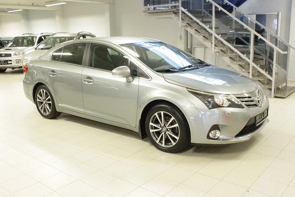 Toyota Avensis 2,0 D-4D 124hk Premium  2012, 99000 km, kr 174000,-