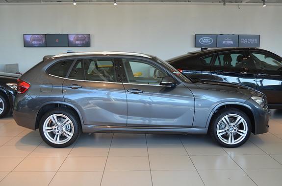BMW X1 18dA xDrive M-sport,