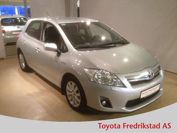 Toyota Auris 1,8 Hybrid E-CVT Executive MEGET PEN HYBRID/AUTOMAT, DELSKINN, RYGGEKAMERA  2011, 46100 km, kr 209000,-