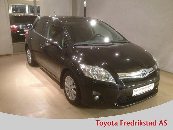 Toyota Auris 1,8 Hybrid E-CVT Executive PEN HYBRID/AUTOMATGEAR, RYGGEKAMERA  2011, 65200 km, kr 189000,-