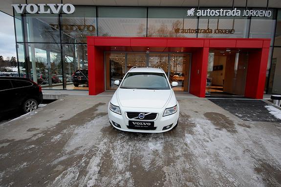 Volvo V50 DRIVe Limited Edition start/stop  2012, 40500 km, kr 219000,-