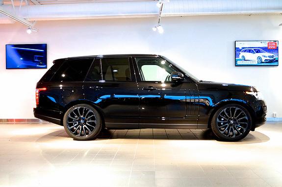 Land Rover Range Rover TDV6 Vogue BlackPack  2015, 15