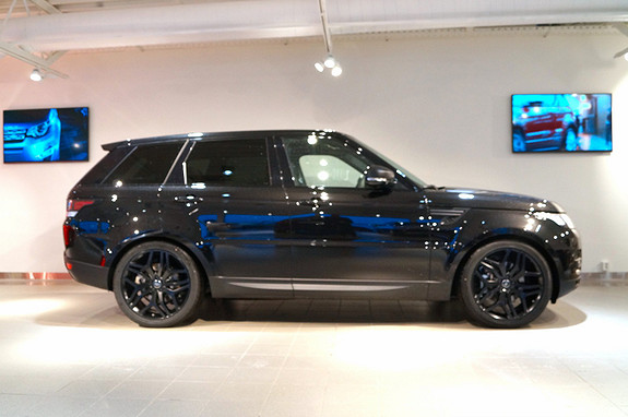 Land Rover Range Rover Sport HSE Dynamic Stealth