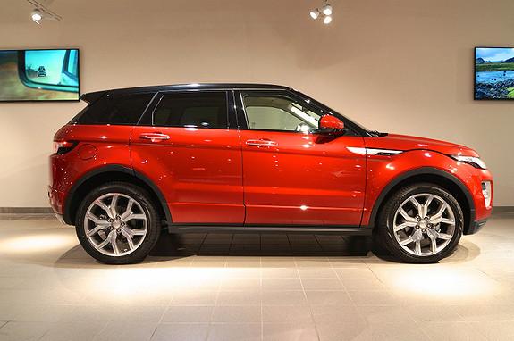 Land Rover Range Rover Evoque SD4 AutoBiography