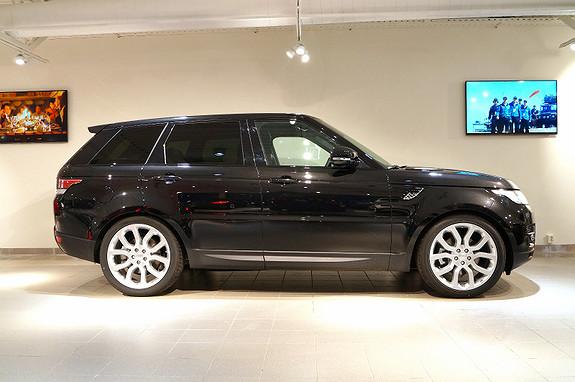Land Rover Range Rover Sport TDV6 Dynamic Act.Cru