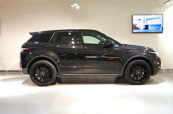 Land Rover Range Rover Evoque TD4 Dynamic BlackPac