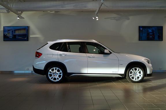 BMW X1 18d 143hk xDrive/Pano/Navi/Sportsse  2011,