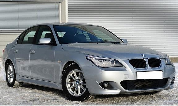 BMW 5-serie 520DAuto/Radar/M Sport 2009, 69000 km, kr 196977,-
