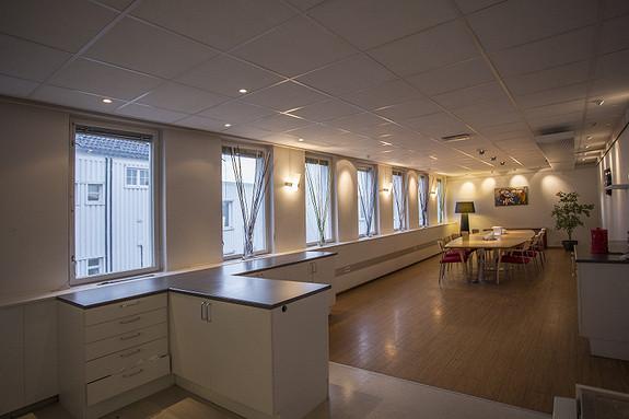 Flott singelkontor midt i Tønsberg BILLIG