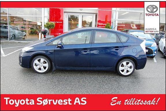 Toyota Prius 1,8 VVT-i Hybrid Advance  2012, 51350 km, kr 209000,-