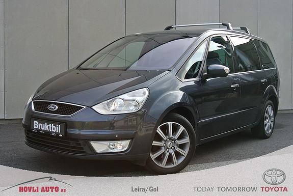 Ford Galaxy 2,0 TDCi 140hk Ghia Hengerfeste - Defa Warm Up - 7 seter - Aut Klima - Garanti  2006, 137800 km, kr 159900,-