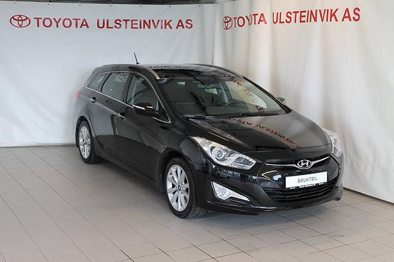 Hyundai i40 1,7 CRDi 116hk Comfort  2012, 47000 km, kr 199000,-