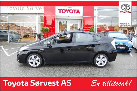 Toyota Prius 1,8 VVT-i Hybrid Advance  2012, 40700 km, kr 209000,-
