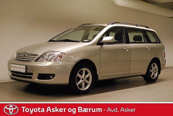 Toyota Corolla 1,6 Sol aut  2006, 156700 km, kr 89000,-