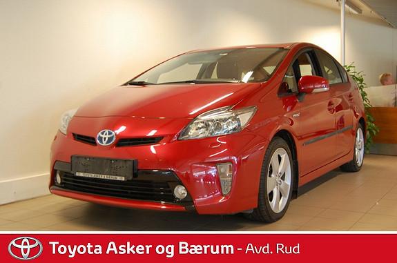 Toyota Prius 1,8 VVT-i Hybrid Advance  2012, 62100 km, kr 189000,-