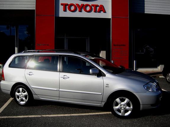 Toyota Corolla 110hk Sol Meget pen. Lav km.stand.  2004, 93100 km, kr 88000,-