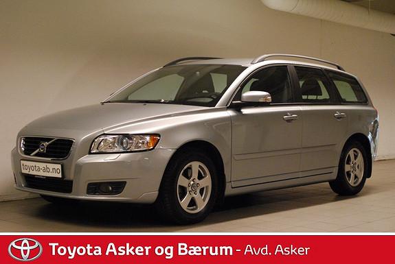 Volvo V50 1,6 D Momentum Edition LAV KM  2009, 53600 km, kr 159000,-