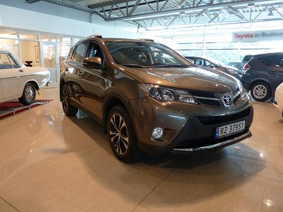 Toyota RAV4 2.0 D-4D Active Style 124 HK  2014, 10608 km, kr 369000,-