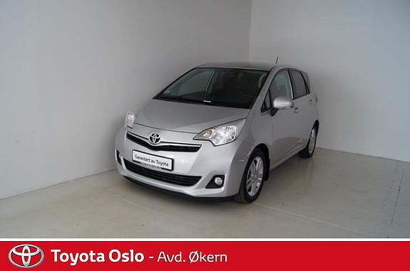 Toyota Verso-S 1,33 Dynamic S&S Multidrive S KRAFTIG NEDSATT  2012, 62268 km, kr 159900,-